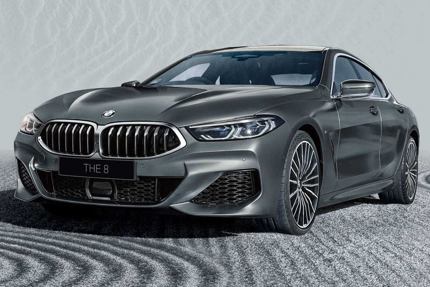 Japan gets a special collector's edition BMW 8 Series Gran Coupe