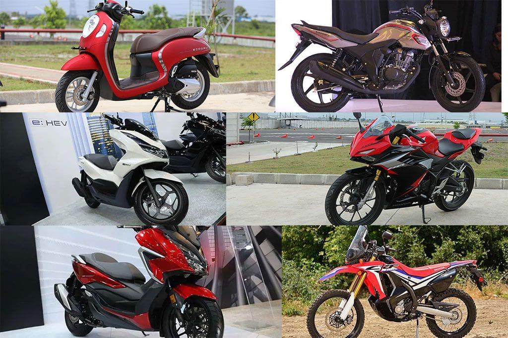 3 Pilihan Honda Skutik Vs Motor Laki dengan Budget Sepadan