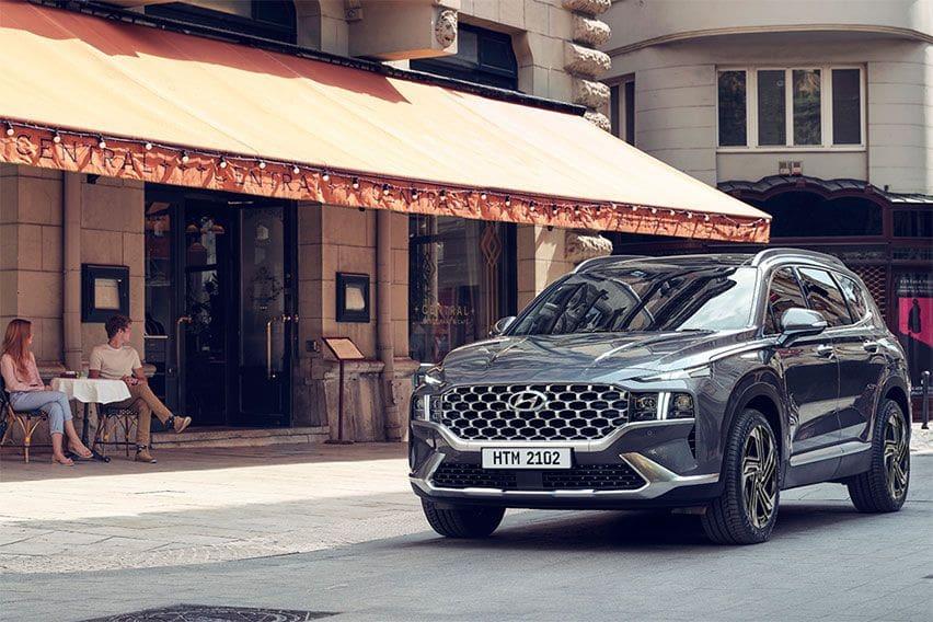 Kupas Perbedaan New Hyundai Santa Fe 2021 dengan Model Sebelumnya