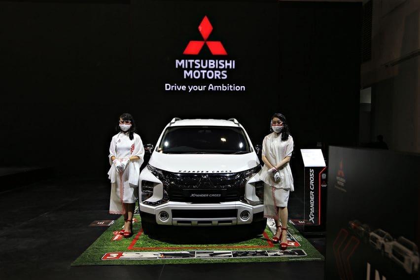 Ikuti IIMS Hybrid 2021, Mitsubishi Fokus ke Layanan dan Keunggulan Produk