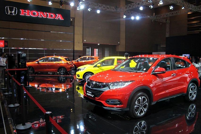 Beli Mobil Honda di IIMS Hybrid 2021, Bisa Dapat Satu Unit Brio
