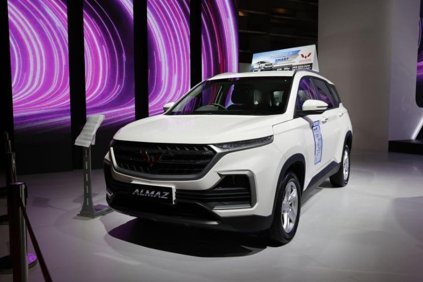 IIMS Hybrid 2021: Wuling Motors Umumkan Harga Subsidi untuk Almaz dan Cortez CT Series