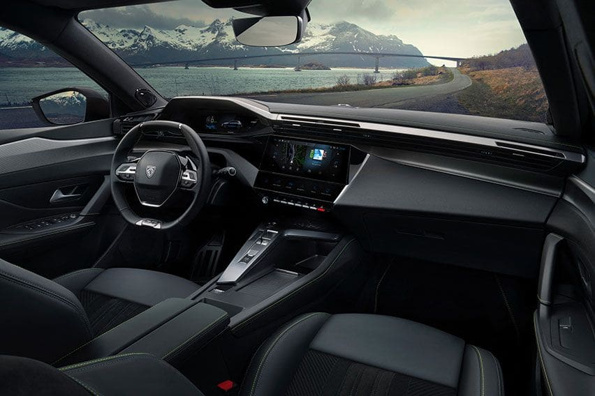 Peugeot 308 Gunakan i-Cockpit Generasi Terbaru, Sarat Teknologi Terkini