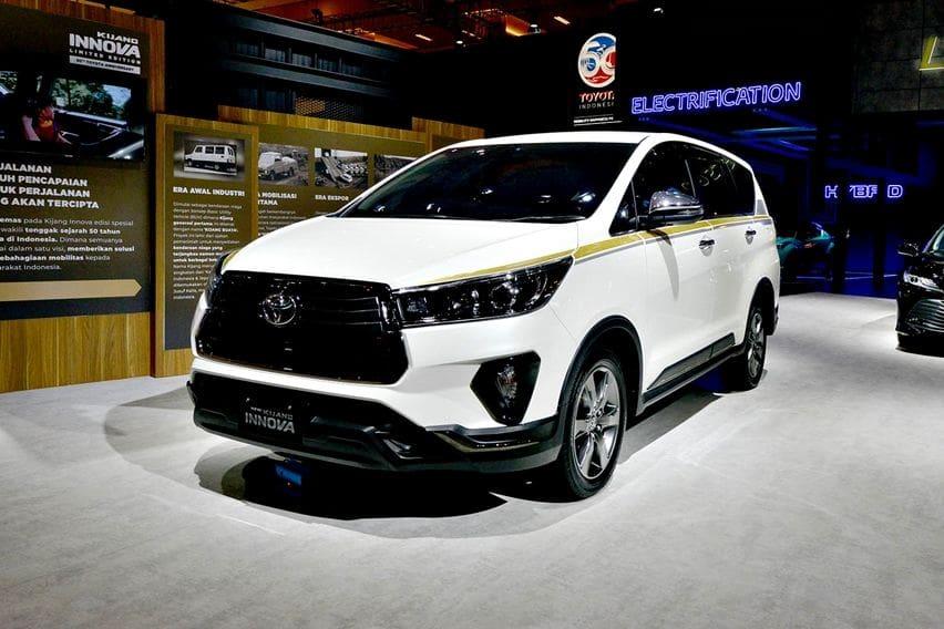 Toyota Kijang Innova 50th Edition Habis Terjual, Pabrikan Tak Produksi Lagi