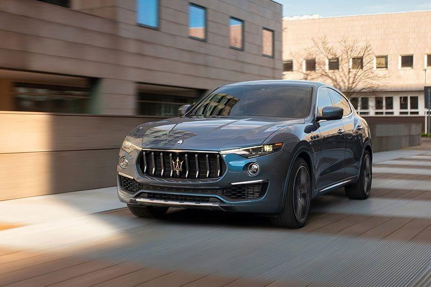 Lebarkan Lini Elektrifikasi ke Segmen SUV, Maserati Hadirkan Levante Hybrid