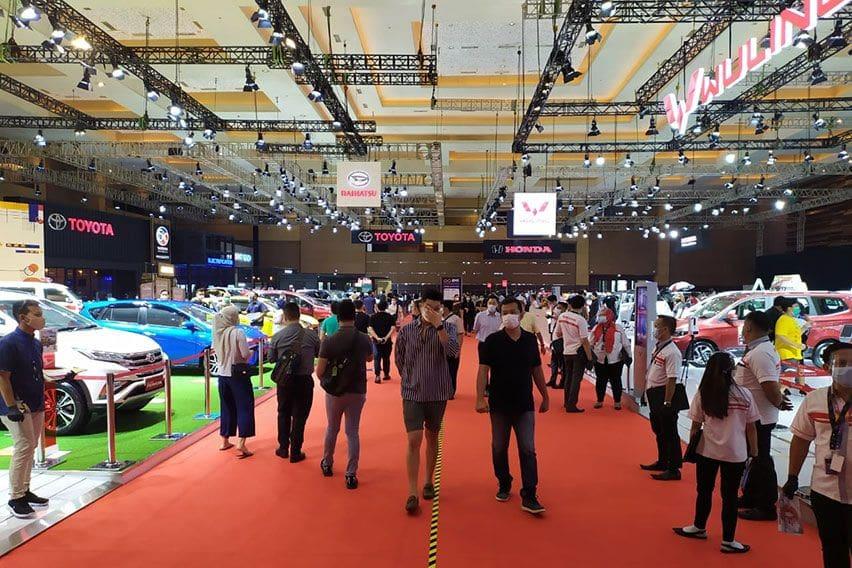 Cari Mobil Baru di IIMS Hybrid 2021? Cek Daftar Promo Menarik Ini