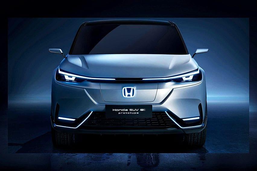 Honda SUV e:prototype, Mobil Listrik Murni Bergaya HR-V Segera Dijual