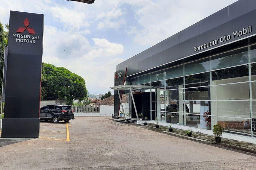 Mitsubishi Motors Buka Dealer Pertama di Wonosobo, Dilengkapi Fasilitas 3S