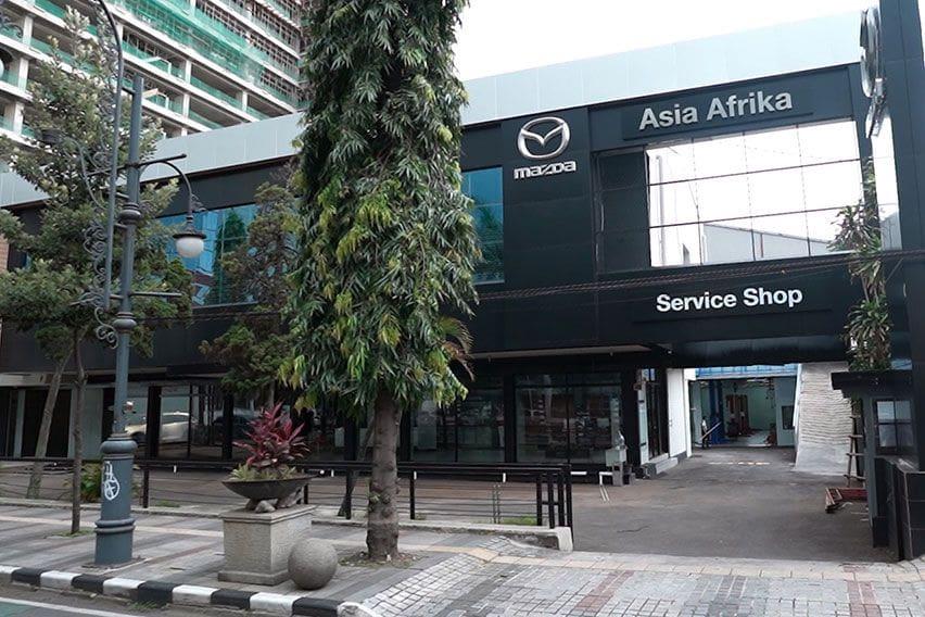 Resmi Dibuka Mazda Asia Afrika Bandung, Dealer Ke-22 di Bawah EMI