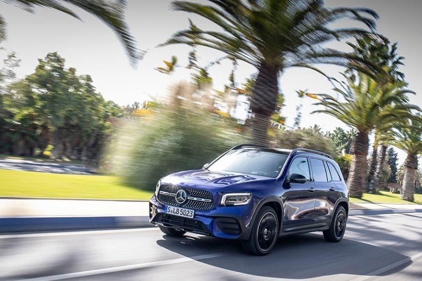How you can take back summer with the all-new 2021 Mercedes-Benz GLB
