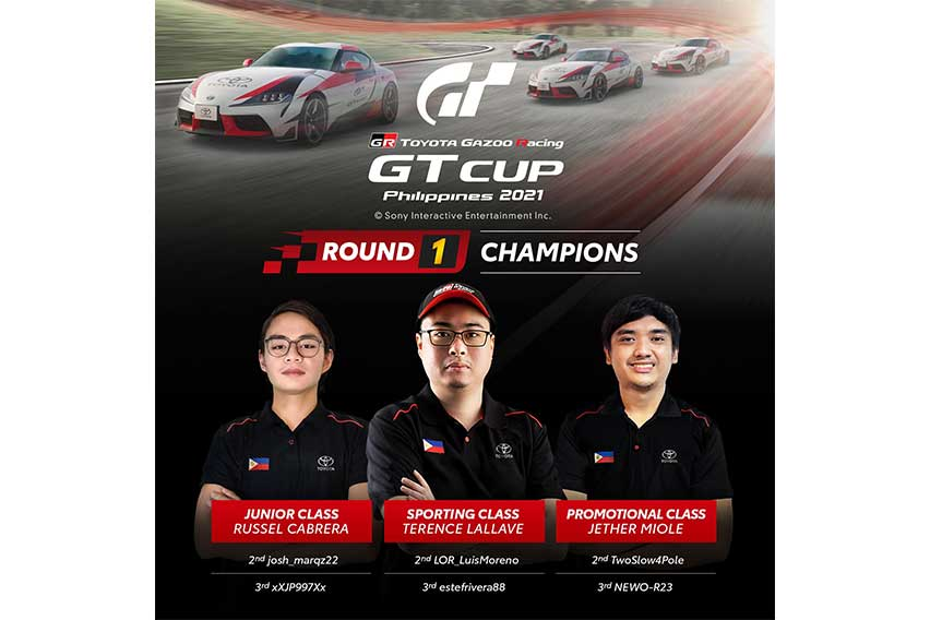 Toyota flags off first round of 2021 Toyota Gazoo Racing GT Cup