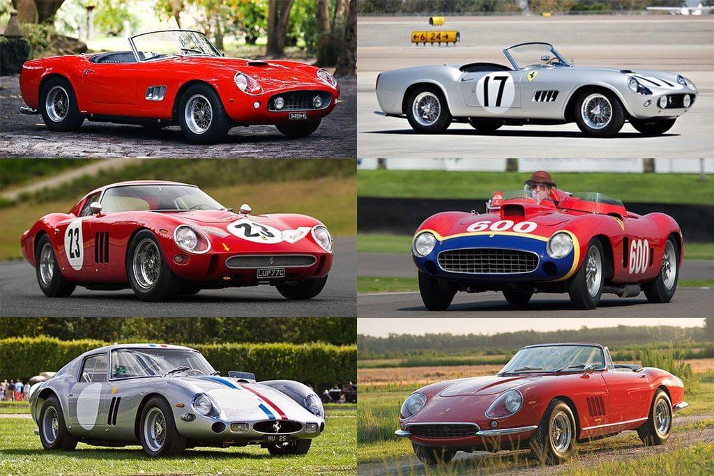 10 Mobil Klasik Ferrari Termahal di Dunia, Tembus Sampai Rp 1 Triliun