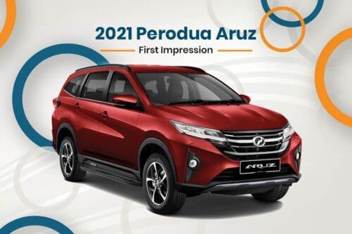 Perodua Aruz 2021 Price in Malaysia, June Promotions ...