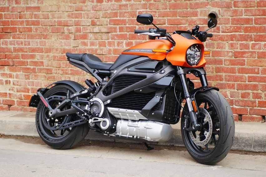 Harley Davidson Launched An Ev Sub-brand 'livewire'