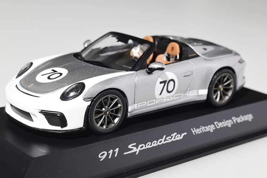911 Speedster Scale Model