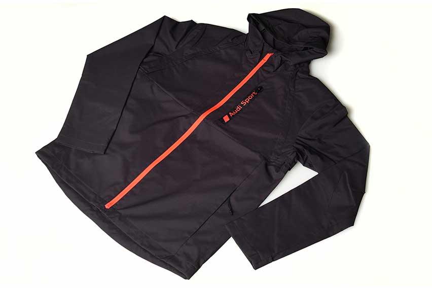Audi Sport Zipoff Jacket