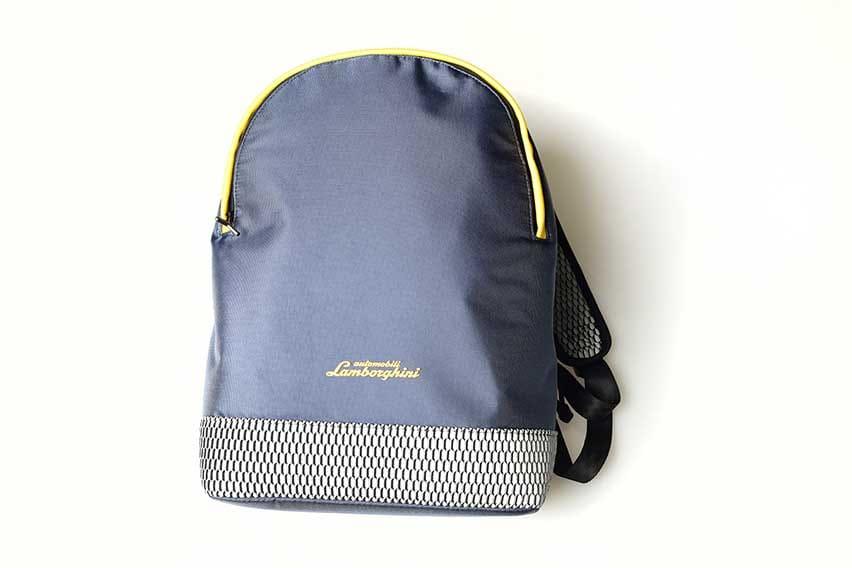 Lamborghini 3D Texture Everyday Backpack