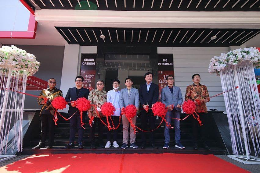 MG Pettarani Makassar