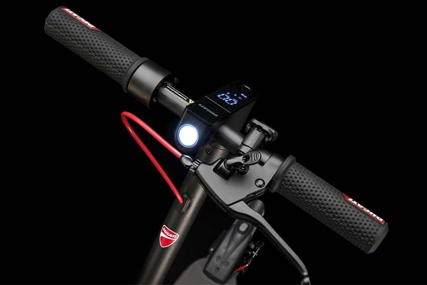 Ducati PRO-I EVO LED display