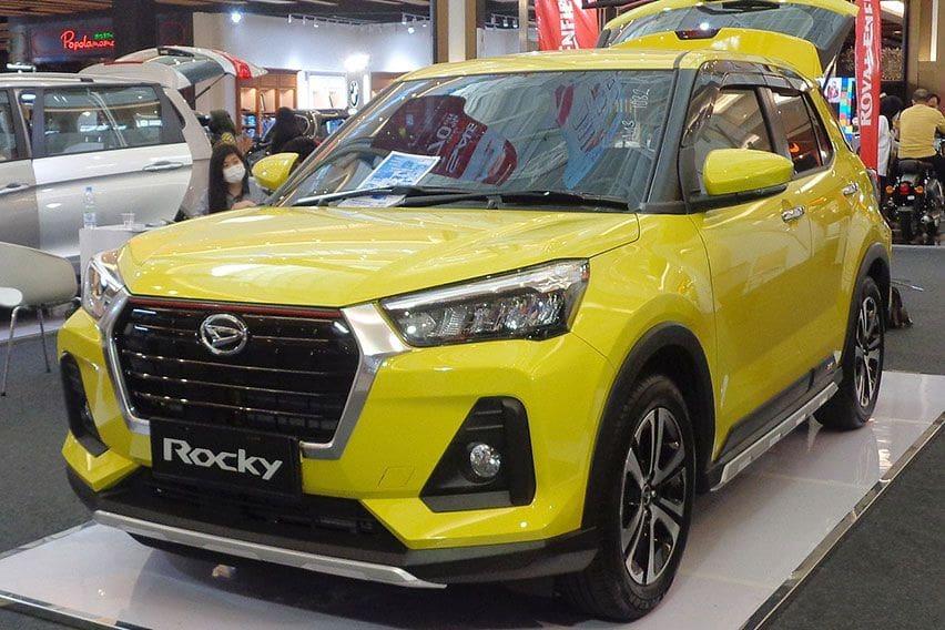 Daihatsu Rocky 1.2L
