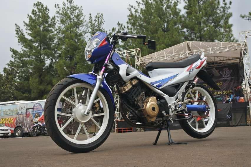 Mosifikasi Suzuki Satria