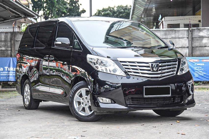 Pilihan Mobil Bekas yang Bisa Didapat dengan Banderol Seharga Hyundai Staria